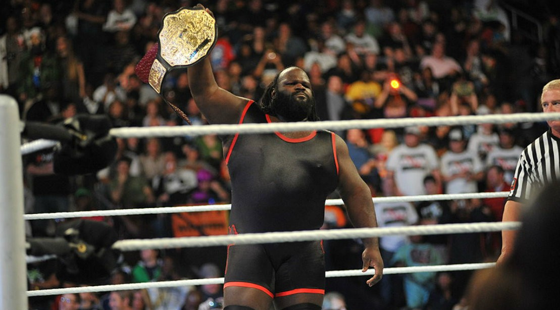 Mark Henry Looks to Wrap Up Career as a WWE Pro Wrestler