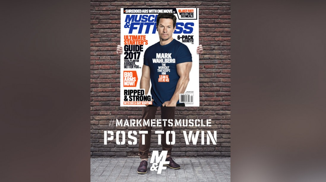 Mark Wahlberg's Performance Inspired Holds Nationwide Contest