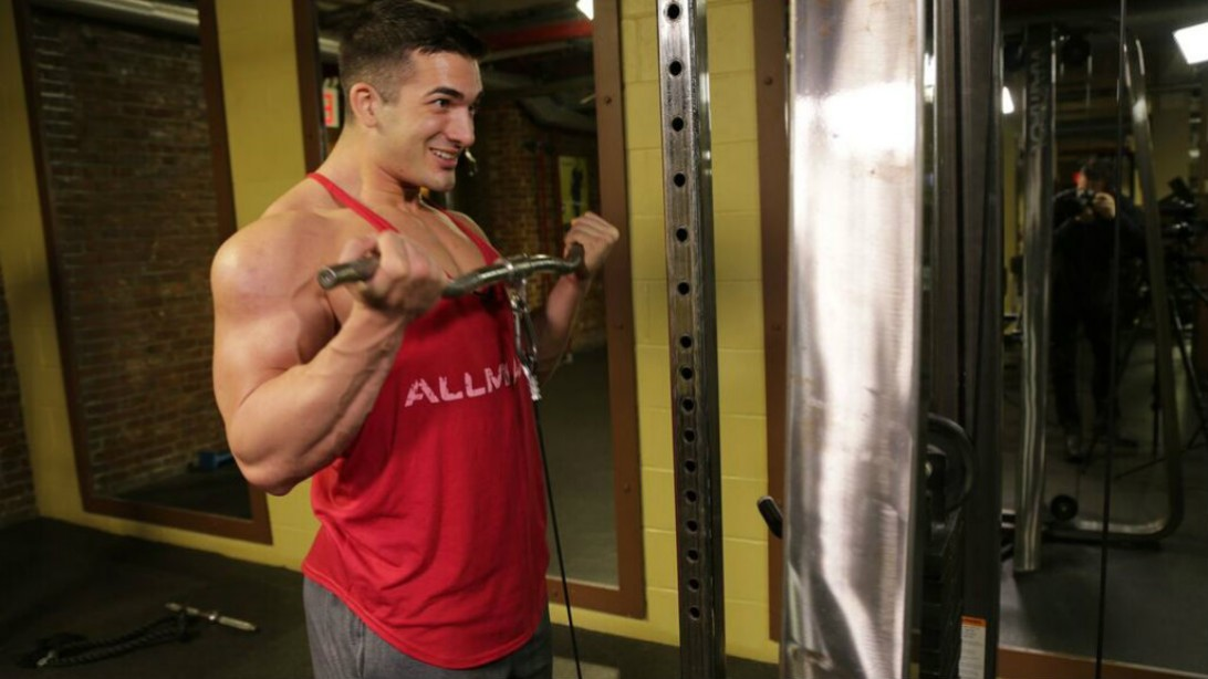 The Maxed Out Muscle Workout: Biceps