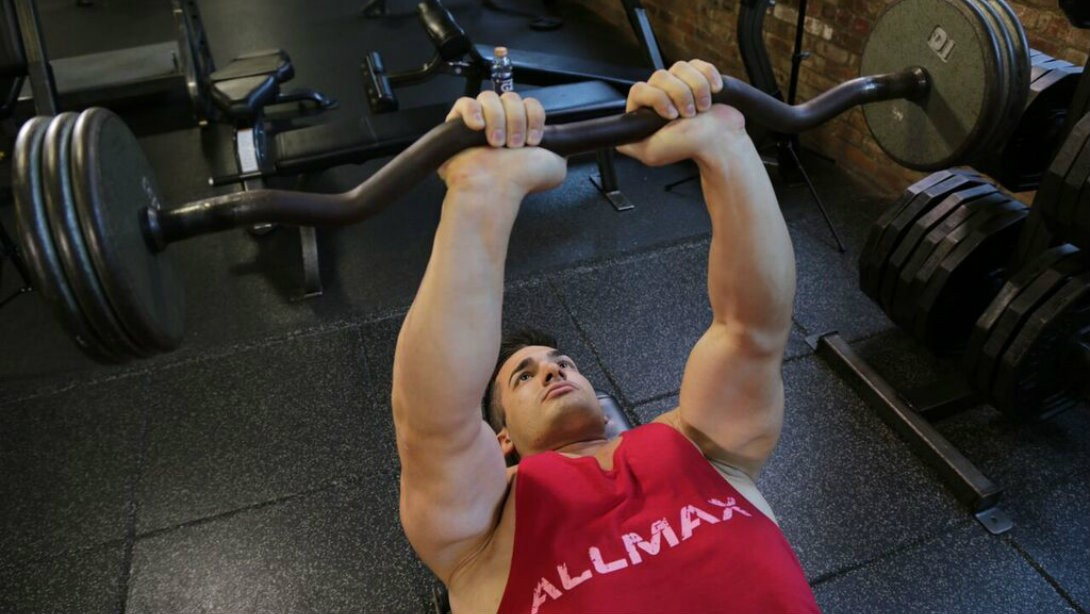 The Maxed Out Muscle Workout: Triceps
