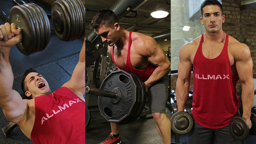 The Maxed Out Muscle Workouts