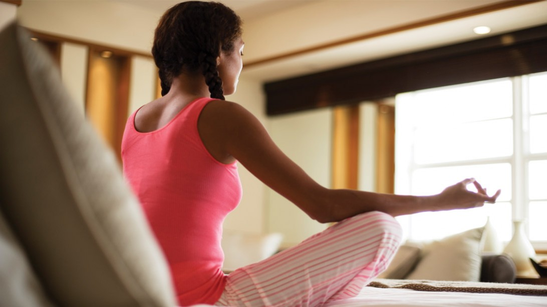 Meditate for Your Mind and Your Gut
