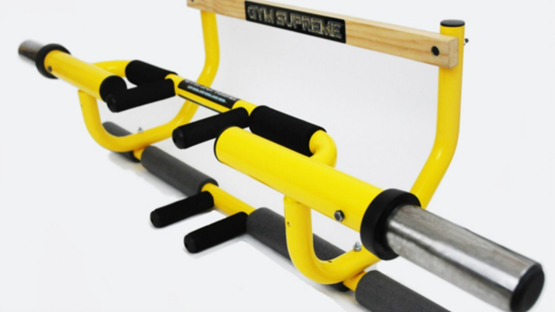 Mega Bar workout equipment