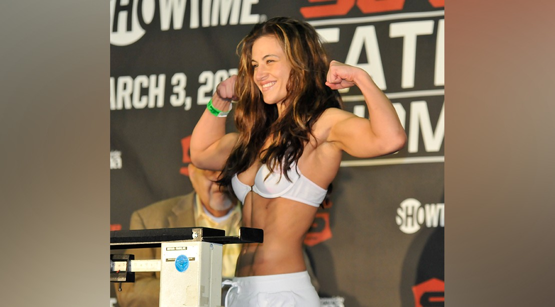 The Most Stunning Photos of Miesha Tate | Muscle & Fitness