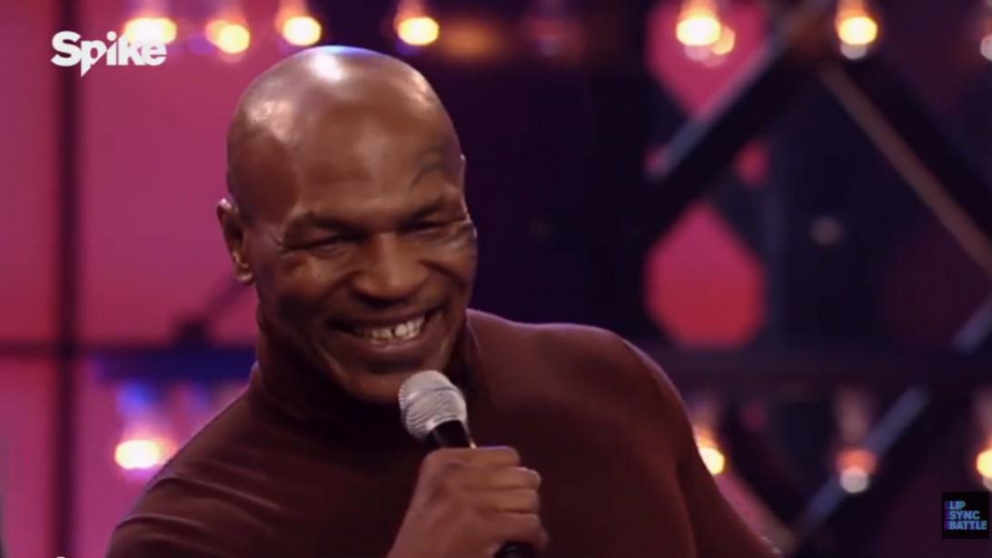 Mike Tyson Lip Sync Battle
