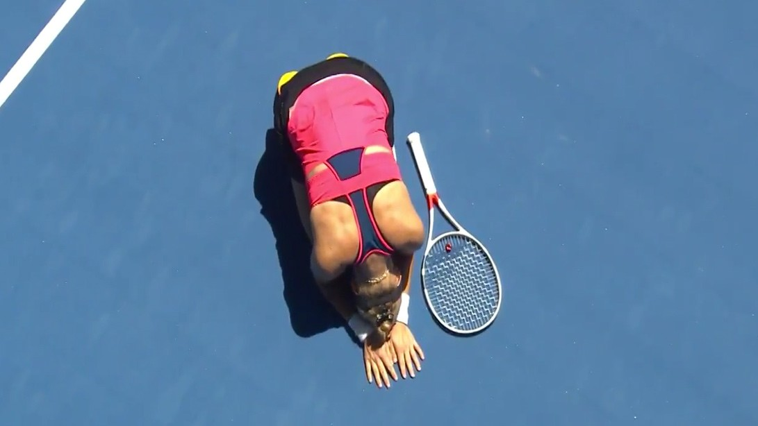 The Australian Open Comeback Story That'll Move You