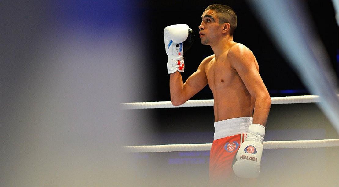 British boxer Muhammad Ali
