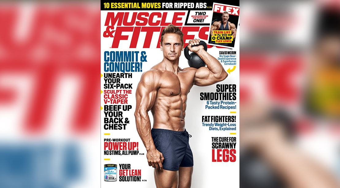 February 2019 Muscle & Fitness