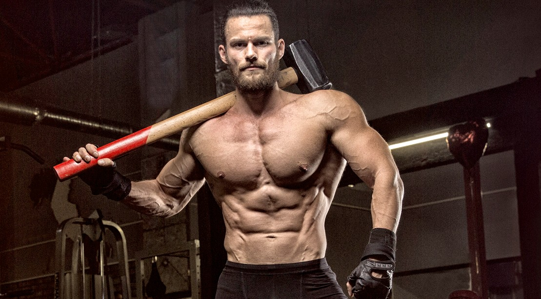 Build Your Body For Brute Strength Workout   Muscle & Fitness