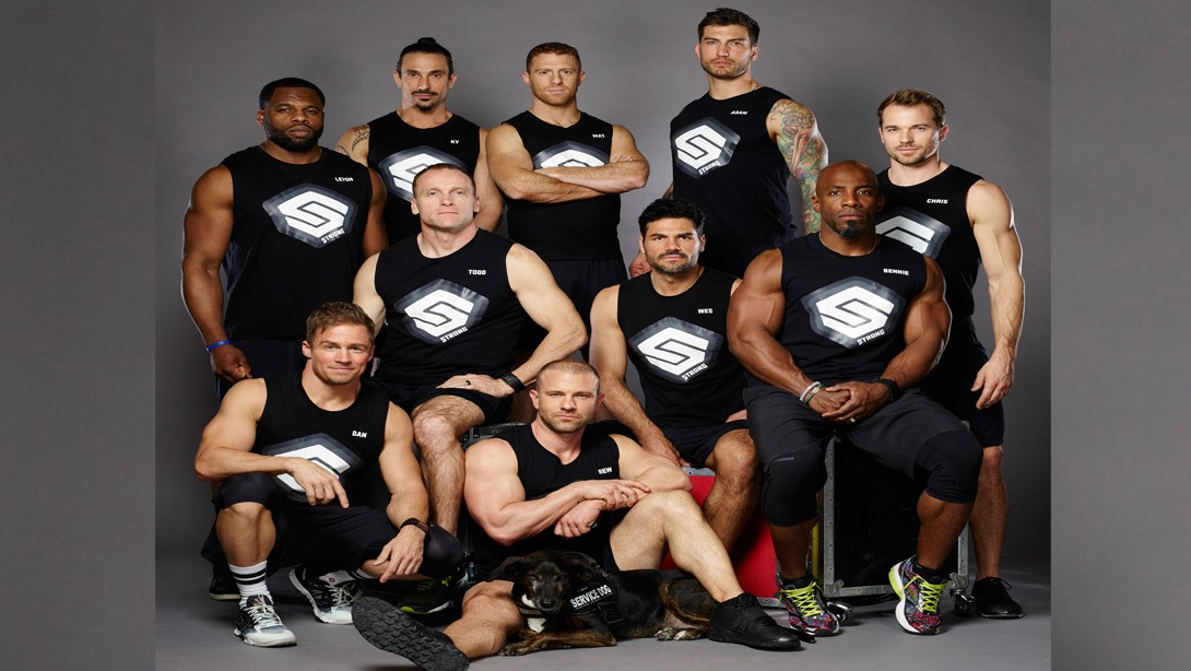 """""""STRONG"""" is the New Fitness Challenge Series That You Need to Watch"""