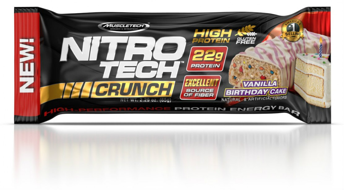 Supp of the Month: Nitro Tech Crunch