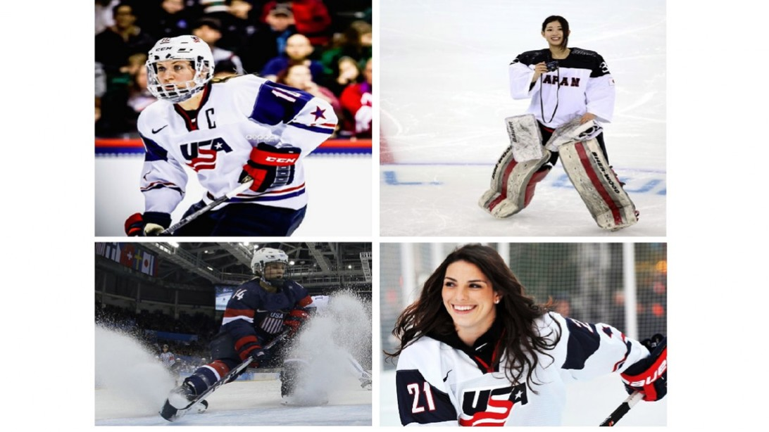 The National Women's Hockey League Launches!