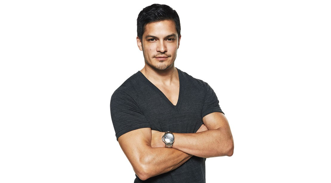 Nicholas Gonzalez on Functional Fitness and Being a Dad