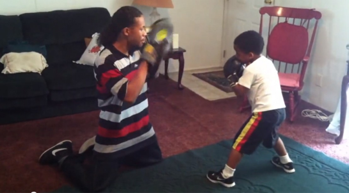 Nijee the 5-year-old boxing prodigy