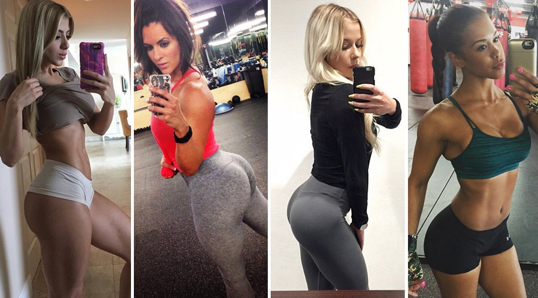 The 25 Best Butts On The Internet  Muscle  Fitness-9391