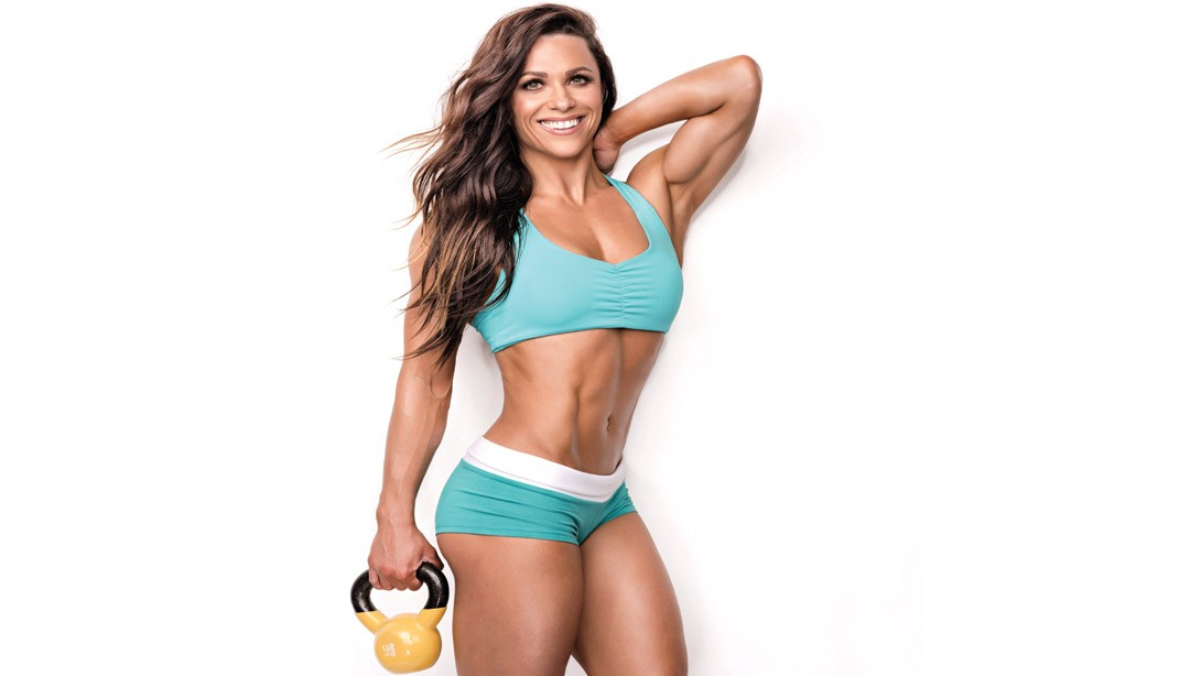 Meet Muscle & Fitness Hers Cover Model: Oksana Grishina