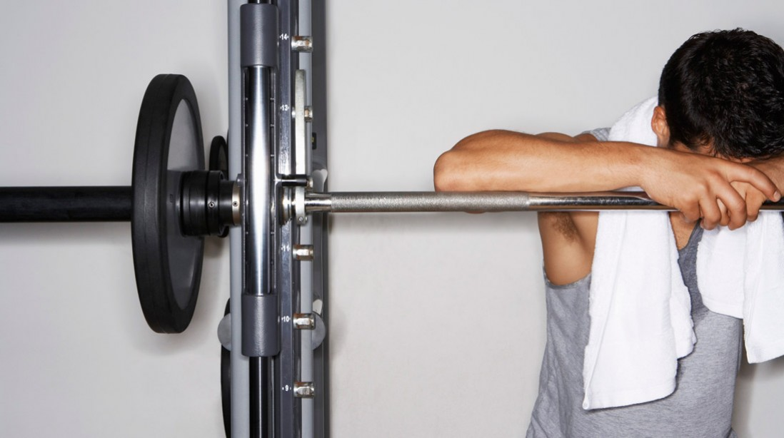 12 Signs You're Overtraining