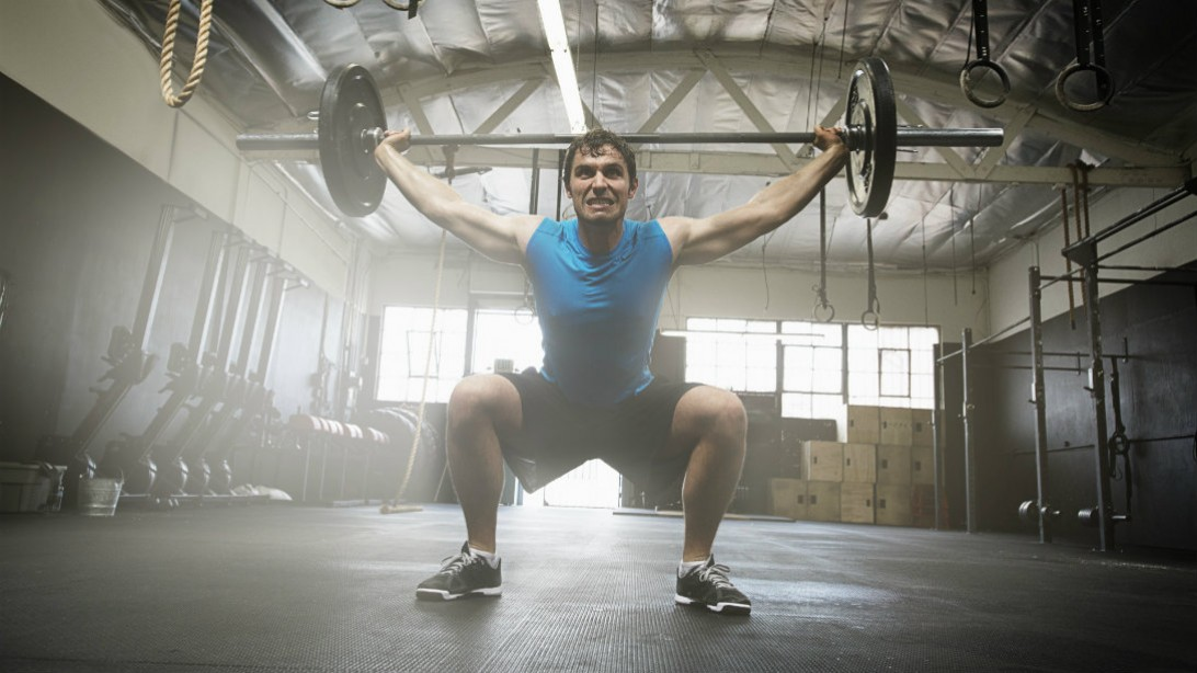 Olympic Lift - Snatch and Press