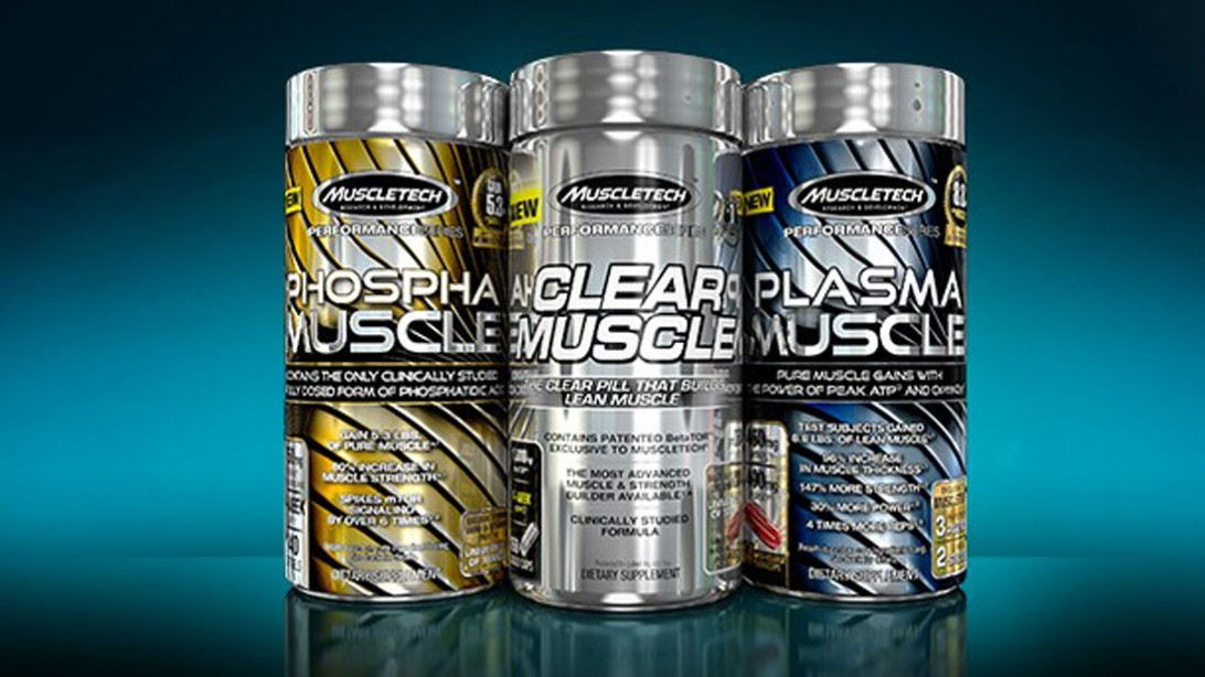 The Ultimate Muscle-Building Stack