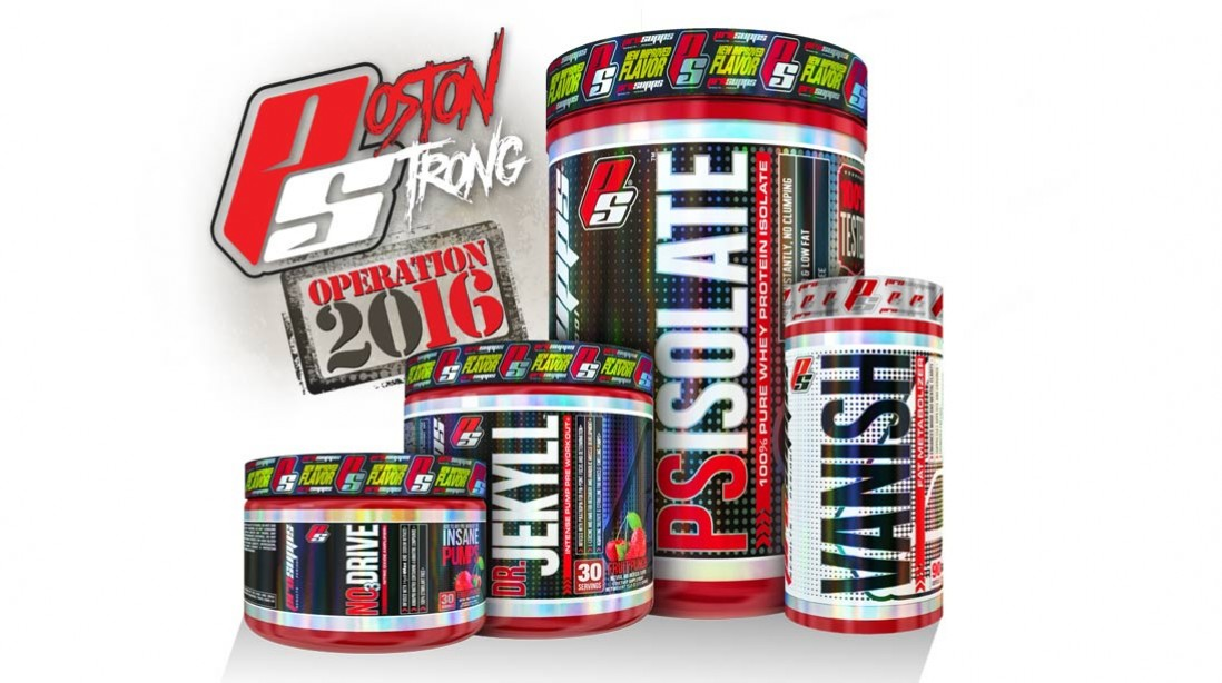 POSTON STRONG: OPERATION 16 SUPPLEMENTS