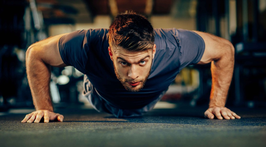 The Basic Bodyweight Workout Routine For Big Muscle