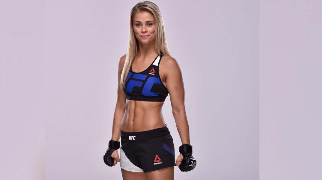 UFC's Paige VanZant Talks Fox 21 Card and Fighting Rawlings