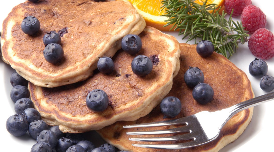 Pancakes GettyImages 125801166