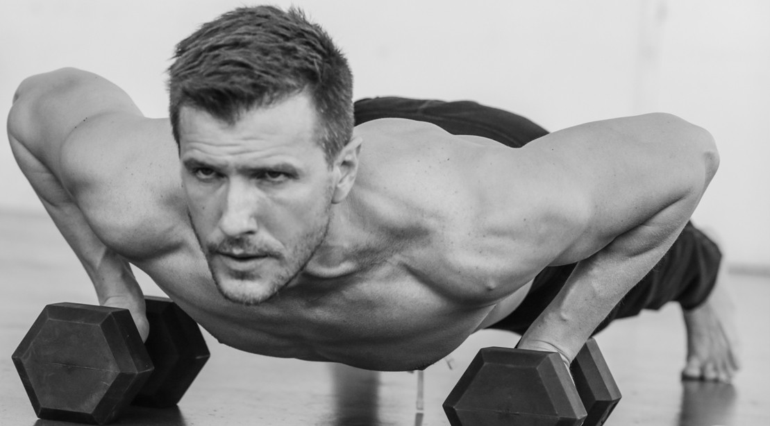 'Jack Reacher' Villain Patrick Heusinger Gets in Shape