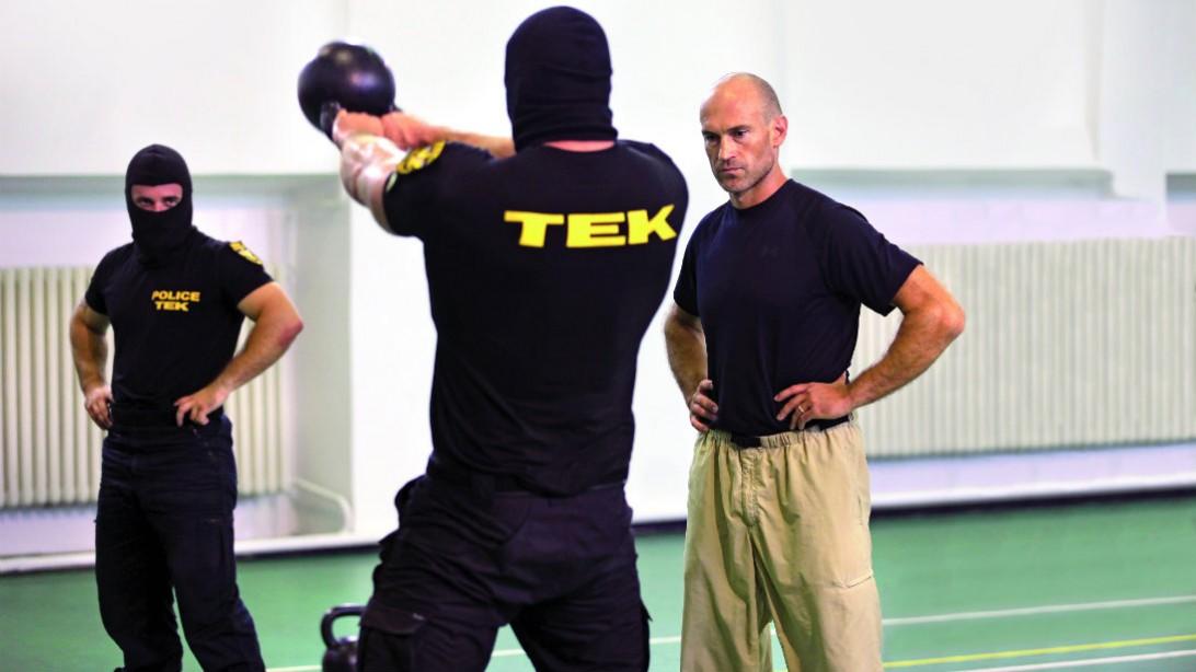 Pavel kettlebell workout