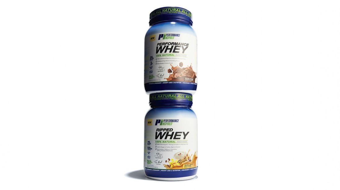 Hardest-Working Whey