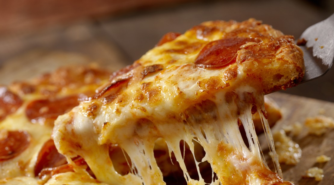 The Army's new combat-ready pizza