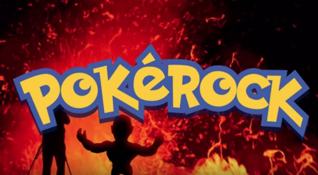 'PokeRock' Theme Song Sweeps Nation