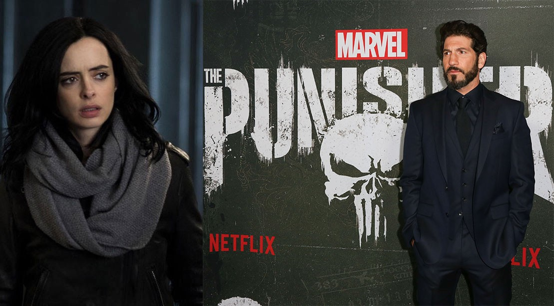 "Netflix cancels The Punisher, Jessica Jones ""title ="" Netflix cancels The Punisher, Jessica Jones ""/>    <div class="