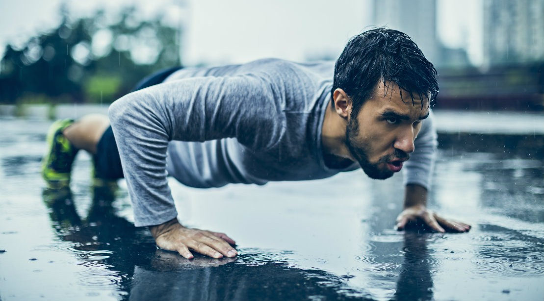 Change your attitude toward working out and it can seem easier