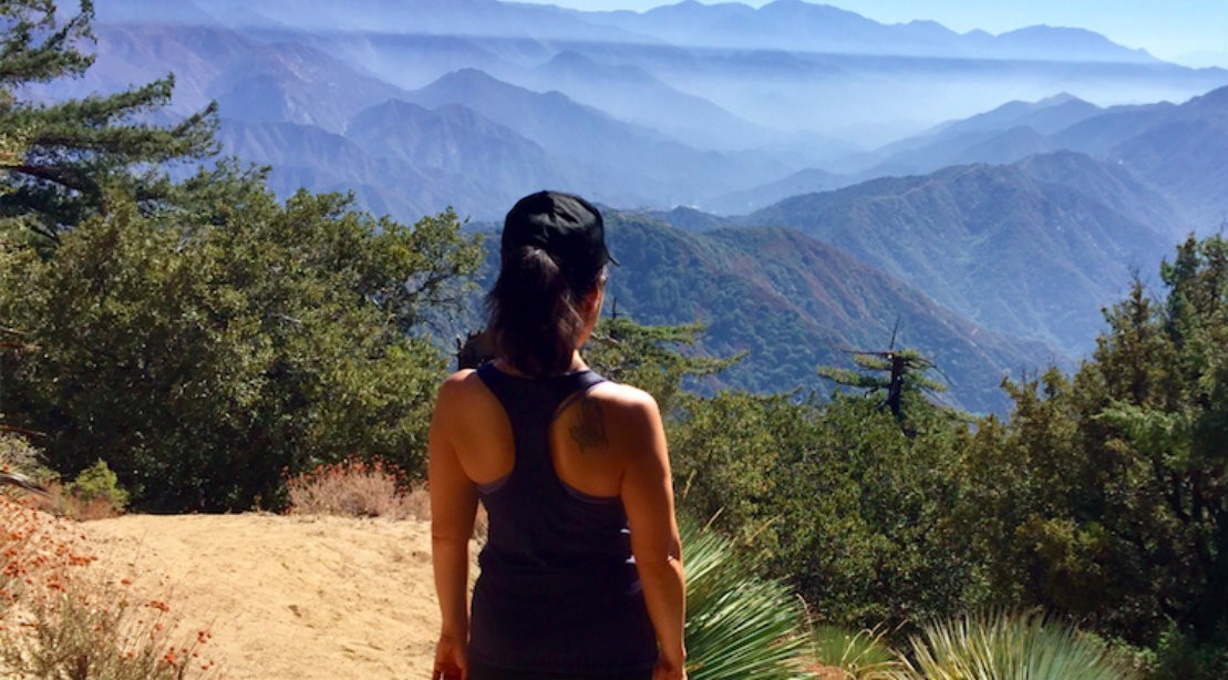 Hers Conquering Mountains: How a Hobby becomes a Habit