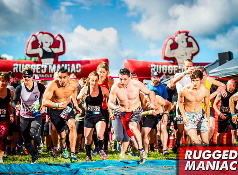 You Should Attend a Rugged Maniac Event