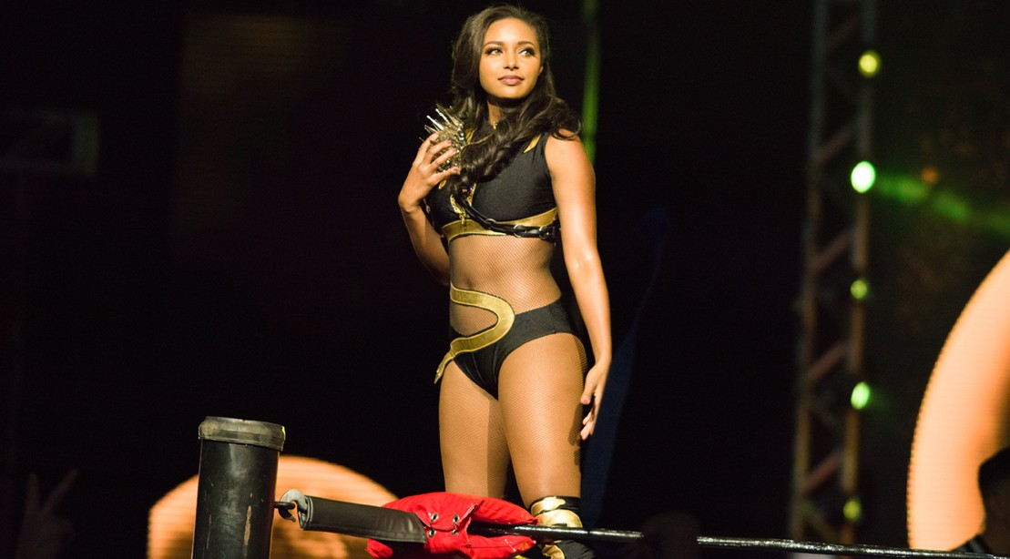 Brandi Rhodes, ROH Wrestling