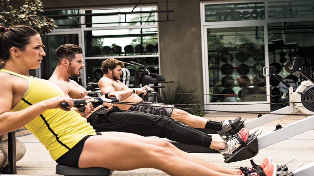 Row Your Way to a Leaner Body