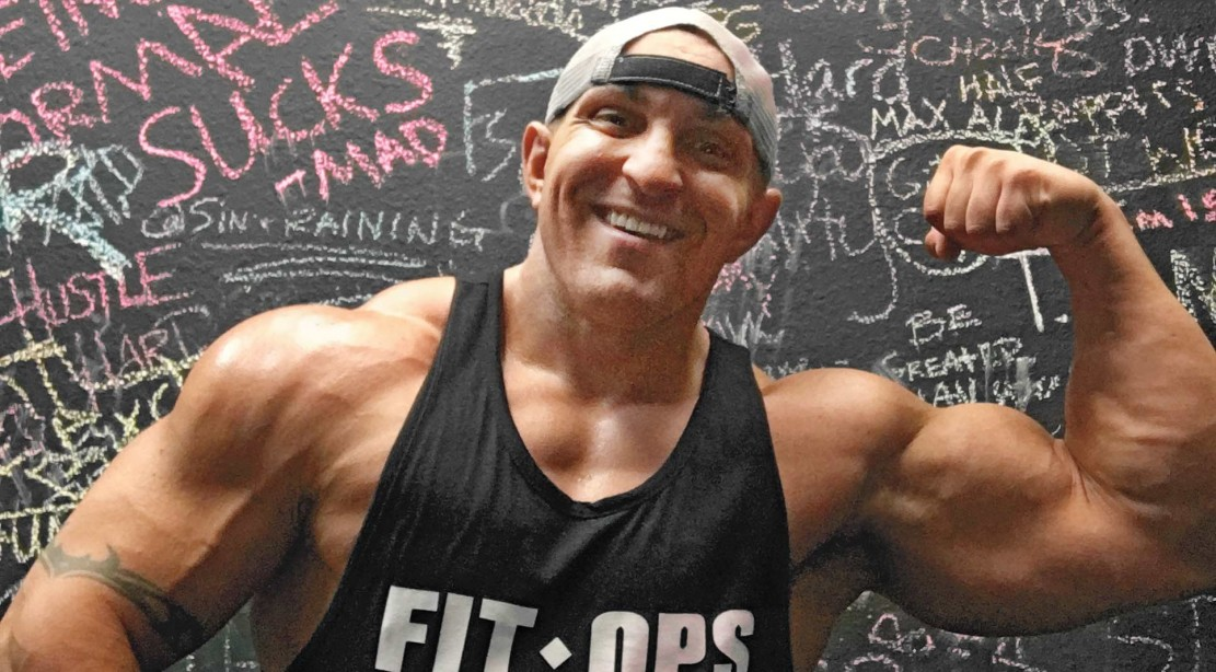 The inspirational story of Army veteran and amateur bodybuilder Randy Lloyd