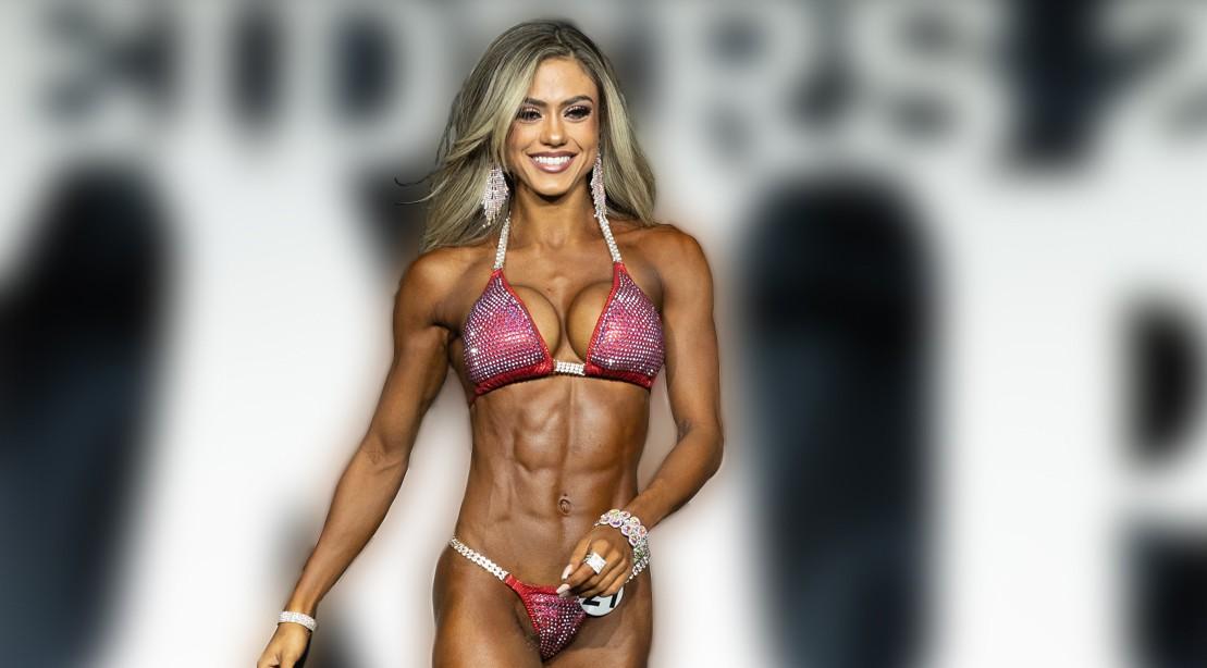 "Raphaela Milagres IFBB Professional League Bikini ""/>   <div class="