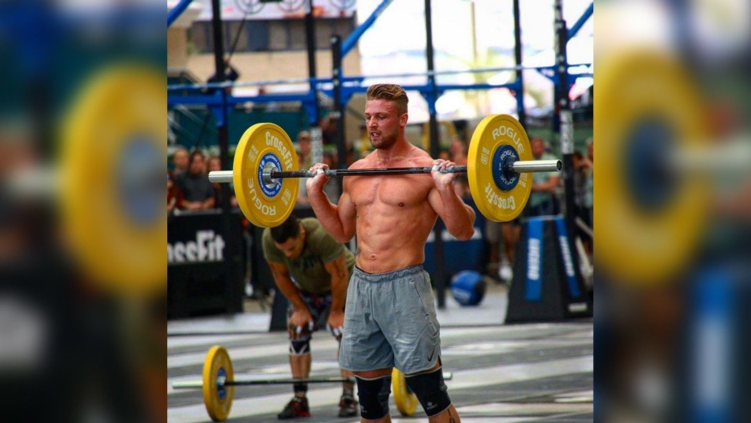 Hunks Of Instagram Hottest Male Crossfit Athletes -7770