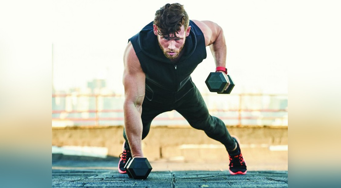 HIIT 100s: Carve Up a Chiseled Physique in 6 Weeks