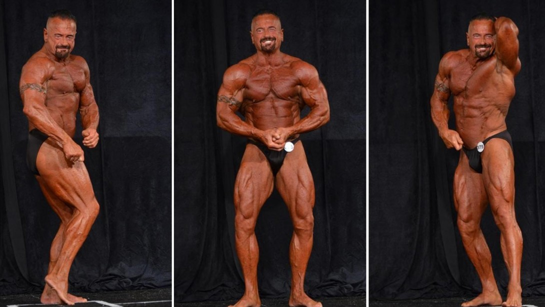 Fit 70 year old man