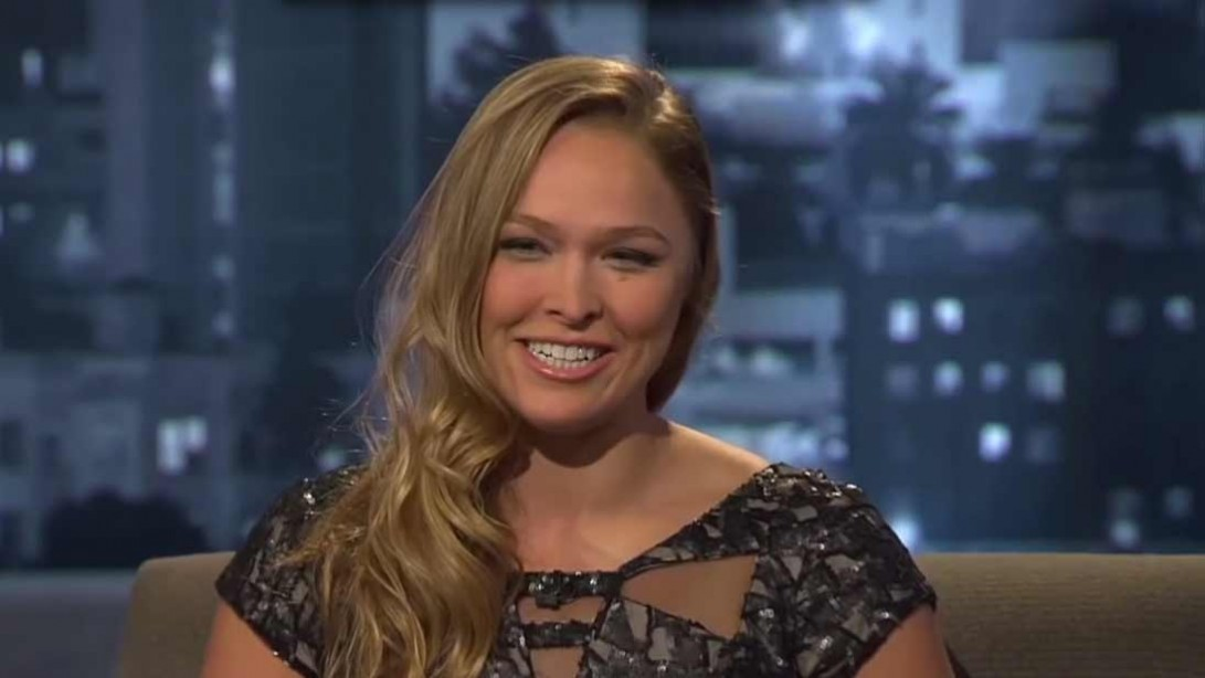 Ronda Rousey Showtime Interview