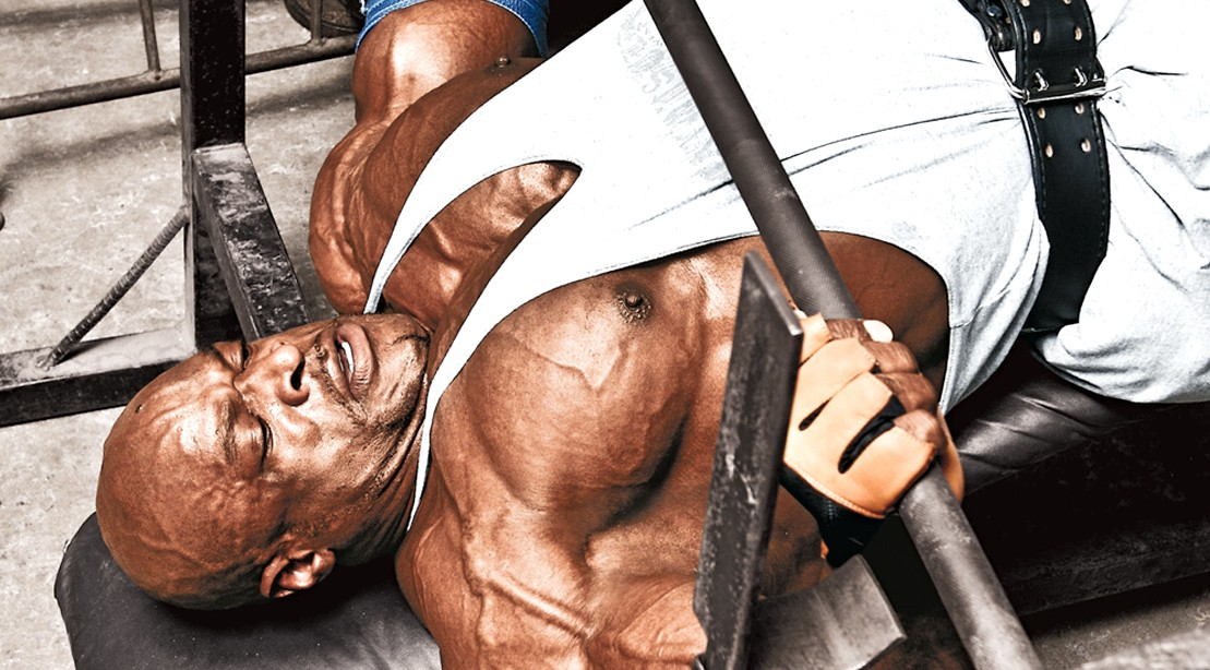 Ronnie-Coleman-Decline-Barbell-Press-Chest-Workout