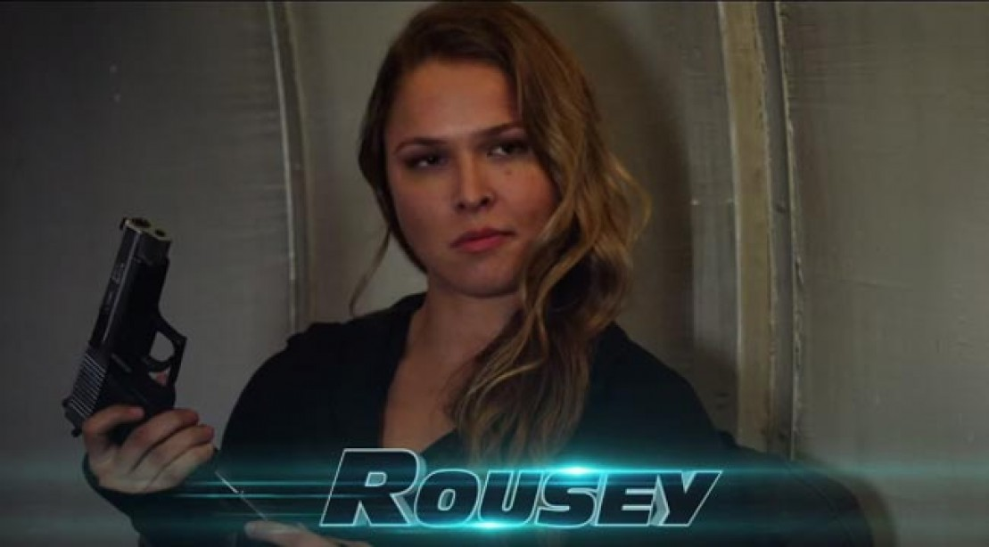 Ronda Rousey Expendables 3 Trailer