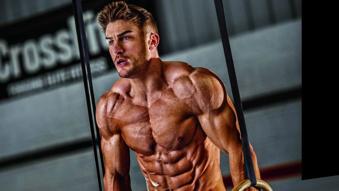 muscle workout Gay