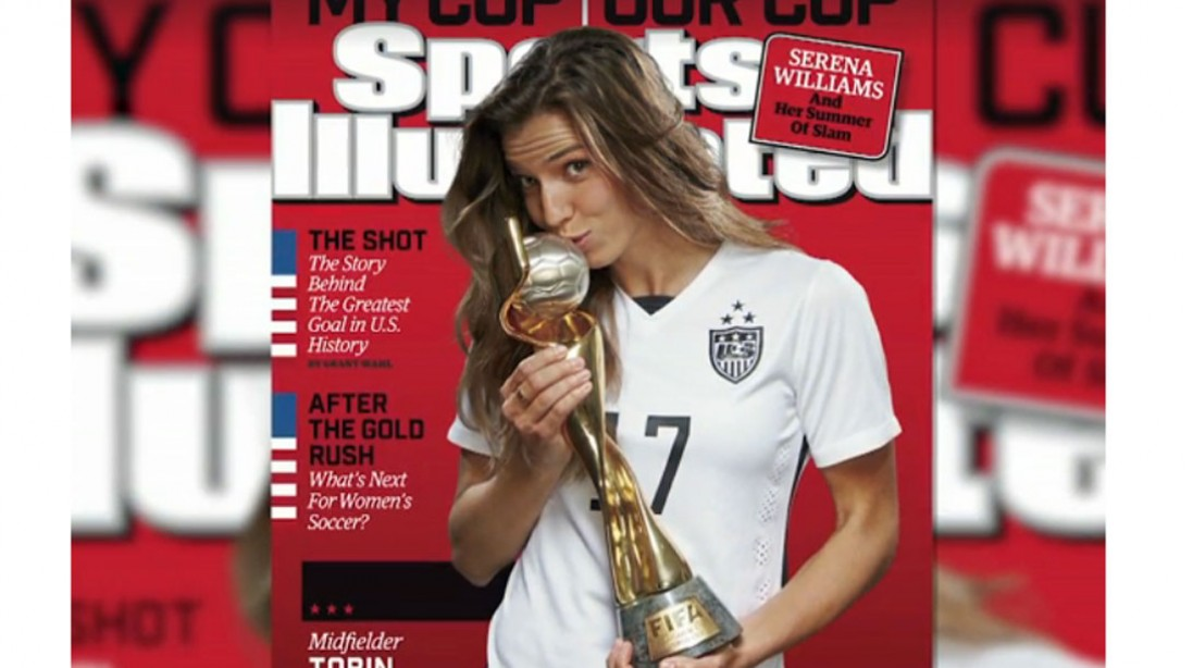 S.I Gives Each Player A Cover Shoot