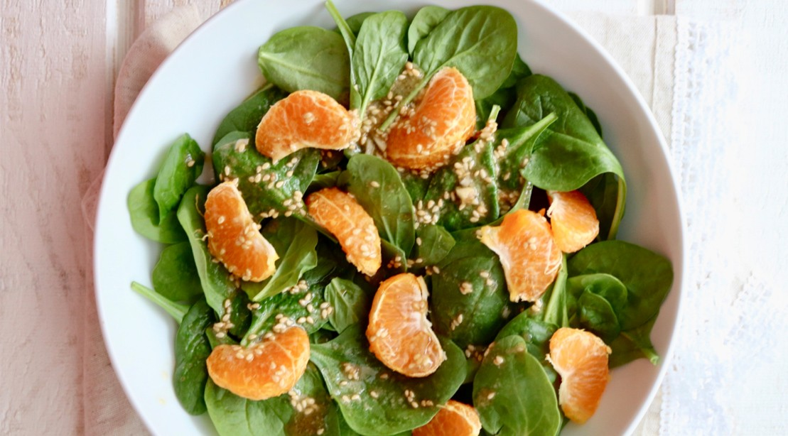 Sweet and Spicy Sesame Salad Dressing