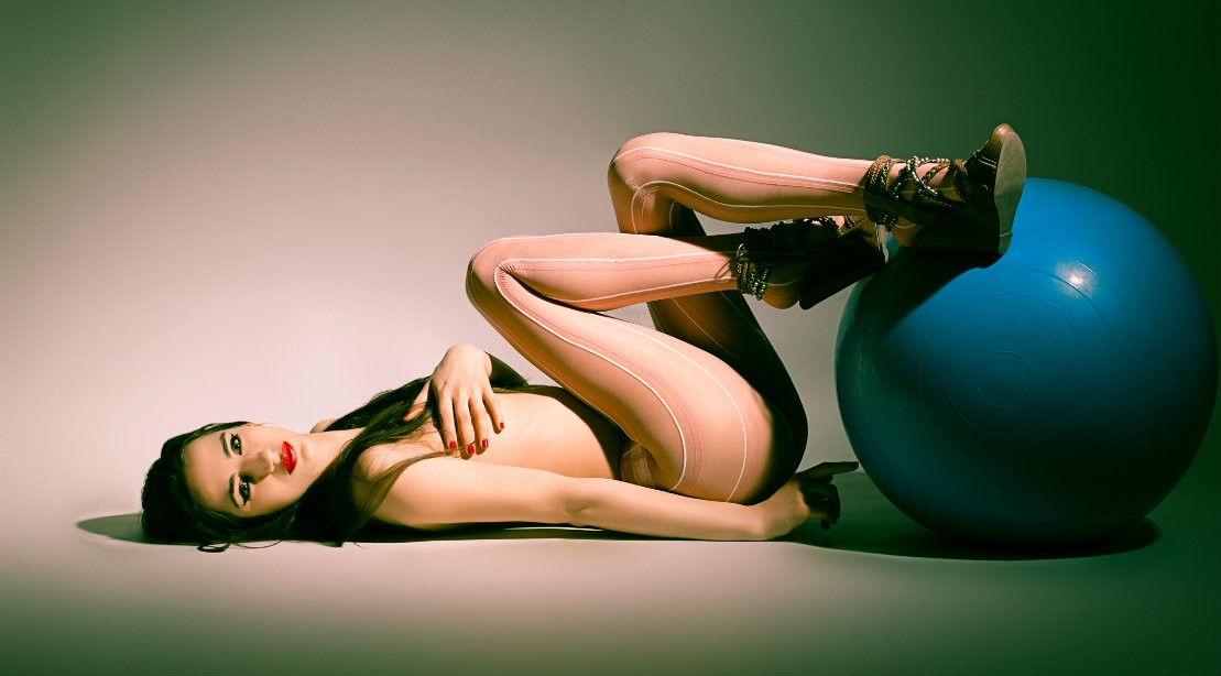 15 Sex Positions To Try in the Gym